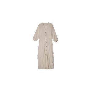 Makia Kielo dress světlehnědé W75030_122