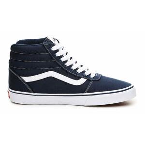 Vans WARD HI CANVAS DRESS BLUES/WHITE modré VN0A38DNJY31
