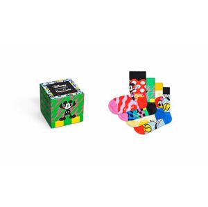 Happy Socks 4-Pack Kids Disney Gift Set Multicolor XKDNY09-0100